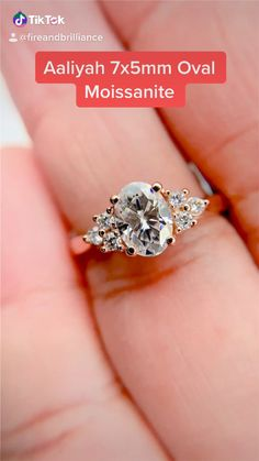 Customize Jewelry with Us Engagement Ring On Hand, Ring Video, Moissanite Rings, Custom Jewelry, Diamond Earrings, Stitch, Videos, Bracelets, Girls
