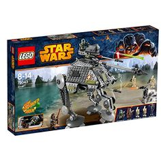 LEGO Star WarsTM Revenge of the Sith ATAP Playset w 5 Minifigures  75043 ** You can find out more details at the link of the image.