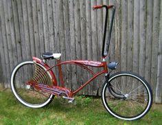 Click this image to show the full-size version. Beach Cruiser Bikes, Cruiser Bicycle, Trike Scooter, Lowrider Bicycle, Retro Bicycle, Push Bikes, Chopper Bike, Cool Bikes, Rat Bikes