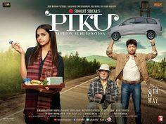 "Check Out The Official Trailer Of Bollywood Movie""Piku"""