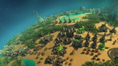 Planetary Annihilation RTS Game Needs Backers On Kickstarter