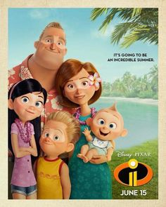 The Incredibles 2 and it's characters belongs to Disney and pixar The incredibles 2 poster 3 Disney Pixar, Disney Memes, Disney And Dreamworks, Disney Love, Walt Disney, Disney Characters, Disney Music, Incredibles 2 Poster, Watch Incredibles 2