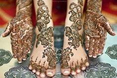 henna'd.