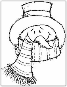 snowman, paint on a canvas Christmas Colors, Christmas Art, Christmas Projects, Snowman Crafts, Holiday Crafts, Colouring Pages, Coloring Books, Suncatcher, Christmas Coloring Pages