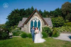 The Chapel at Stoneridge Estate, a beautiful wedding setting in Queenstown. By Dan Childs at 222 Photographic Studios, Queenstown, New Zealand.  #nzweddingphotography #queenstownweddingphotography