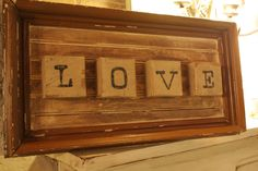 handmade signs Strawberry Patch, Handmade Signs, Love My Husband, Love And Marriage, Pallets, Decorating Ideas, Hearts, Quotes, Projects