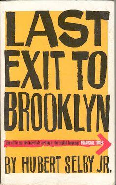 Last EXIT To Brooklyn - Hurbert Selby JR.