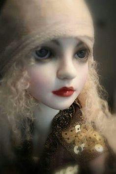 Doll Art...by Marcia Taylor.