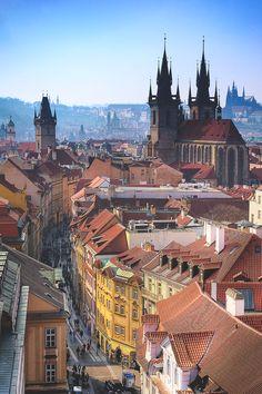 Prague, Czech Republic | Olivier/Nathalie Focus