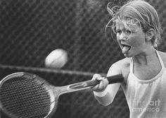 To learn my little girls how to play tennis (and someday they will beat me)