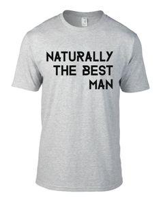 #bestman #man #groom #wedding #bride ##fiance #tshirt #fitted #organic #cotton  buy this here: http://www.aidanjamesltd.com/shopmens/mens-best-man