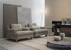 Aberdeen armchair by Lema
