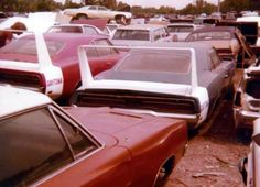 occasional side effect of drag racing. Dodge Charger Rt, Dodge Charger Daytona, Junkyard Cars, Wrecking Yards, Plymouth Superbird, Dodge Daytona, Automobile, Car Barn, Abandoned Cars