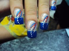 Born On The 4th Of July - Nail Art Gallery