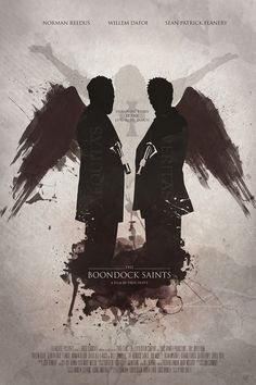 Boondock Saints | #movieposter #design