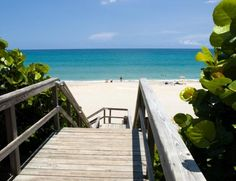 Juno Beach Florida been down that walk many times for the last 40 or so years