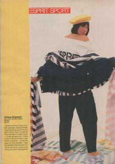 Esprit Ad 1985