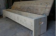 benches made from old cedar fencing - Bing images