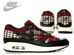 Nike Sneakers Tartan