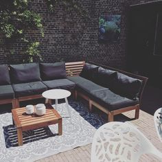 "30 Likes, 1 Comments - Renée van Vugt (@runeej) on Instagram: ""Almost ready for the housewarming BBQ! #housewarming #gardenparty #garden #ikeabijmijthuis…"""
