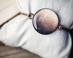 Rustic bracelet - Mercury