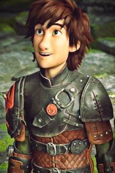Love Hiccup's face! XD