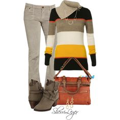 Untitled #636, created by sherri-leger on Polyvore