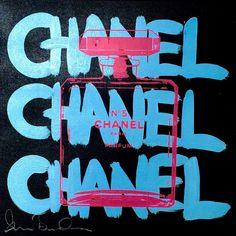 Chanel Noir by Shane Bowden