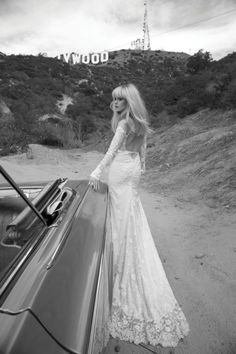 Inbal Dror 2014 Los Angeles Collection
