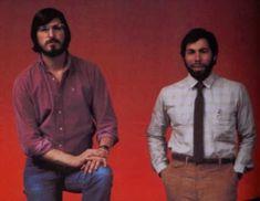Steve Jobs | Steve Wozniak | Undate, ca. 1977-78