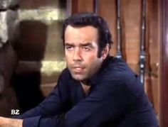 Pernell Roberts As Adam Cartwright Bonanza