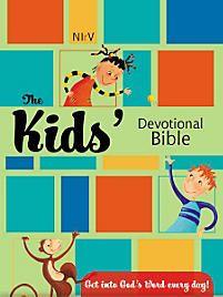 NIrV, The Kid's Devotional Bible, eBook - LifeWay Reader