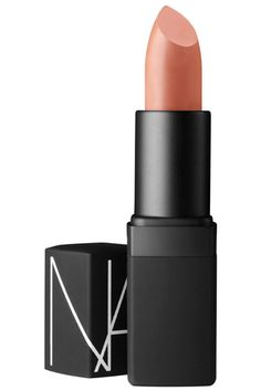 The 12 Best Nude Lipsticks - NARS Satin Lipstick in Honolulu Honey