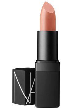 The 12 Best Nude Lipsticks: NARS Satin Lipstick in Honolulu Honey Sheer Lipstick, Fall Lipstick, Lipstick Shades, Lipstick Colors, Liquid Lipstick, Best Lipsticks, Matte Lipsticks, Beauty Nails, Beauty Makeup