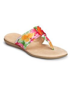 Look what I found on #zulily! Floral Chlairvoyant Sandal by Aerosoles #zulilyfinds