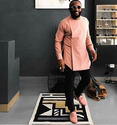 Shop African clothing from our store at the best price. Check out our latest collection of African clothing now! African Shirts For Men, African Dresses Men, African Attire For Men, African Clothing For Men, African Wear, African Clothes, African Style, Nigerian Men Fashion, African Men Fashion