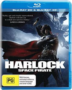 Harlock Space Pirate (3D/BD) Blu-Ray (Region B) Aust Impo... https://www.amazon.co.uk/dp/B00IZZLYFC/ref=cm_sw_r_pi_awdb_x_yp27zb9ZNZEGR