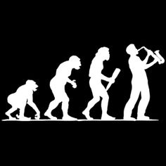 Saxophone Evolution :)