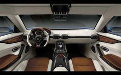 Lamborghini Asterion LPI 910-4 Interior fx