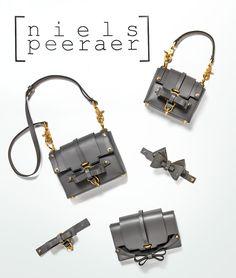 Niels Peeraer Bags and Accessories | space519