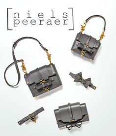 Niels Peeraer Bags and Accessories | space519