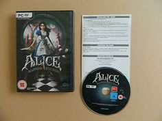 American #mcgee's alice returns dvd rom game - adventure #puzzle #platform ,  View more on the LINK: http://www.zeppy.io/product/gb/2/132070555434/