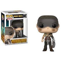 Figurine POP Mad Max Fury Road Imperator Furiosa