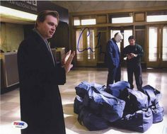 Christopher Nolan Dark Knight Signed 8x10 Photo Certified Authentic PSA/DNA