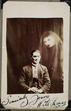 Photos de fantômes par William Hope Photo