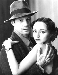 Henry Miller and Anais Nin