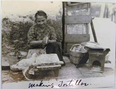 Tina Modotti (Udine, Italy, 1896 - 1942, Mexico City, Mexico): Untitled [Making tortillas]