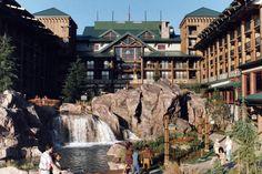 Wilderness Lodge Resort, Walt Disney World