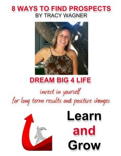 Get this webinar today.. Email tracywagner31@gmail.com  Webinar and E-book  Invest in yourself daily. Then in return invest in your team.