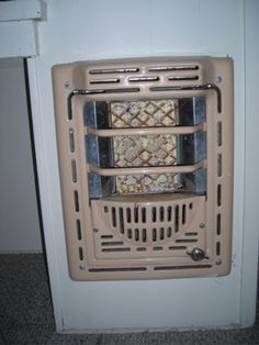 Image Result For 1940 Wall Heater Stoves Fireplaces